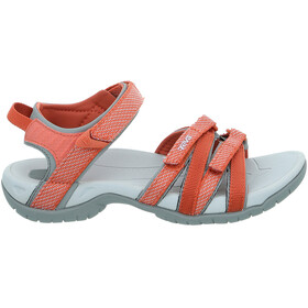 Teva Tirra Sandals Women grey/orange